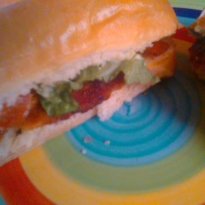 en iyi blt sandviç