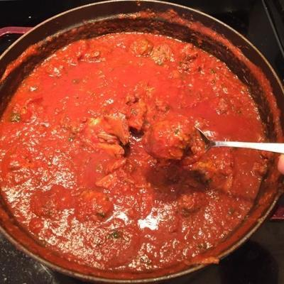 North End Sunday Gravy