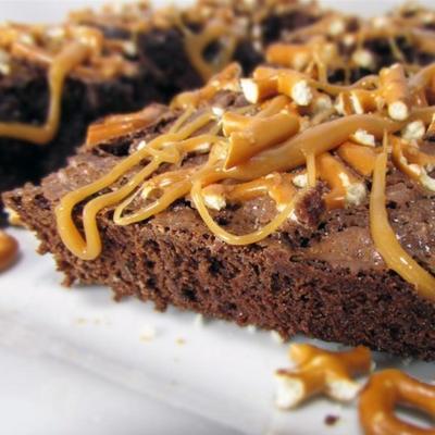 karamel simit kek