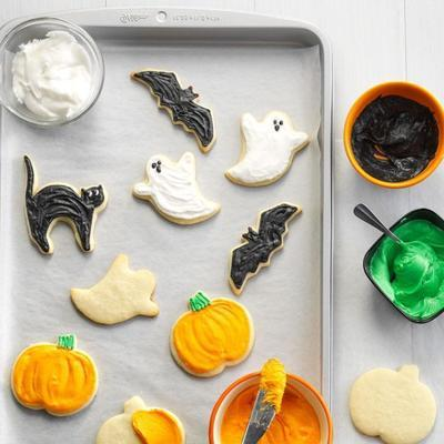 Hit of the Party Halloween Cookies