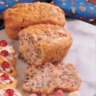 yapışkan ekmek