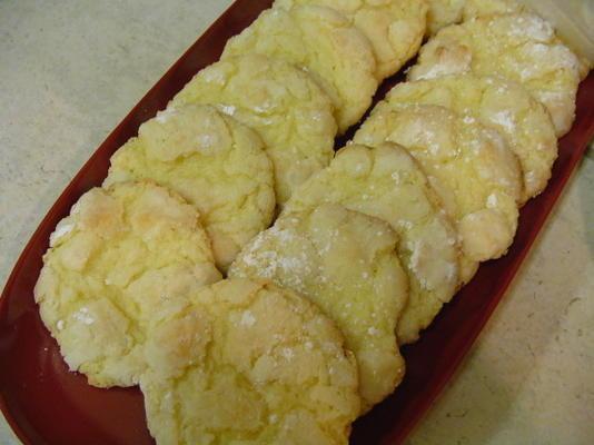 aşırı duygusal tereyağlı kurabiye