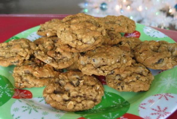 yulaf ezmesi pekmez damla kurabiye