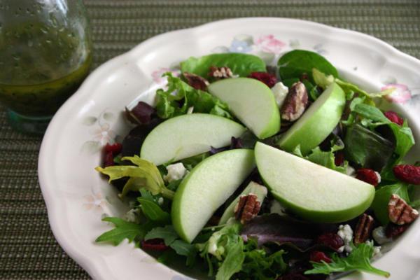 sonterra ızgara ev salatası