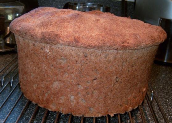 ekmek makinası elma püresi granola ekmek