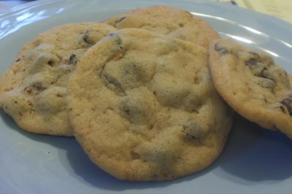 new york times çikolatalı kurabiye