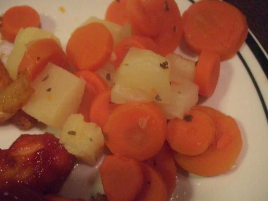 Hawaiian Carrots