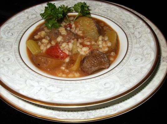 Buffalo Stew (Tanka-Me-A-Lo)