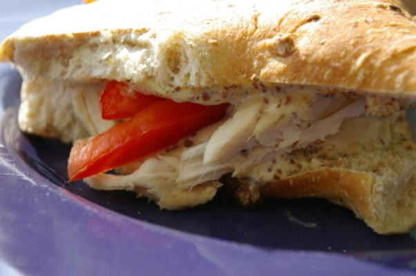 Deli Hero Sandwich