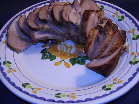 sulu ihale (lahana sarılı) domuz rostosu