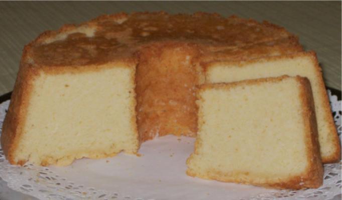 clara'nın sade kek
