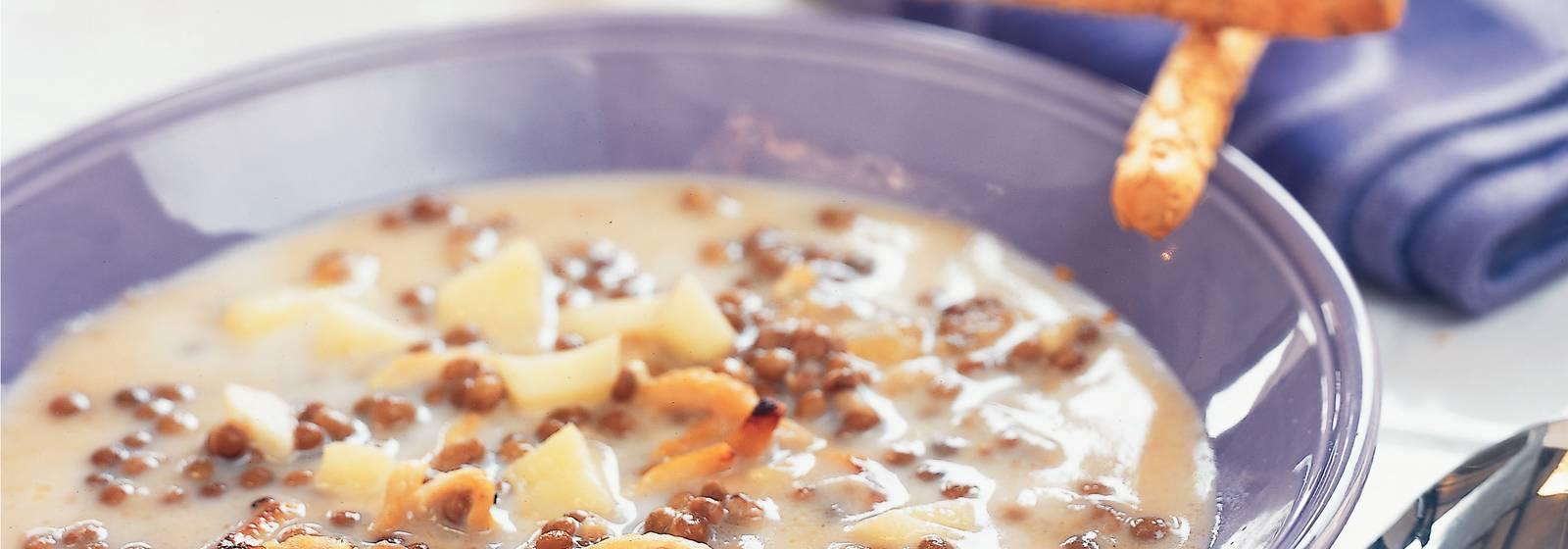 Mercimek-hindistancevizi çorbası türkiye